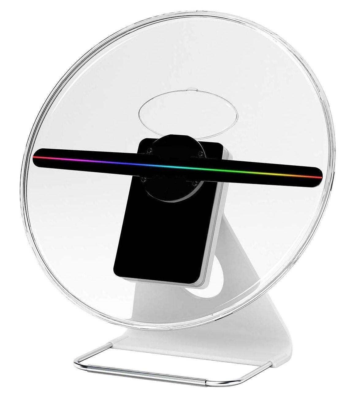 AOV A12 Portable 3D Hologram Fan|||||||||||