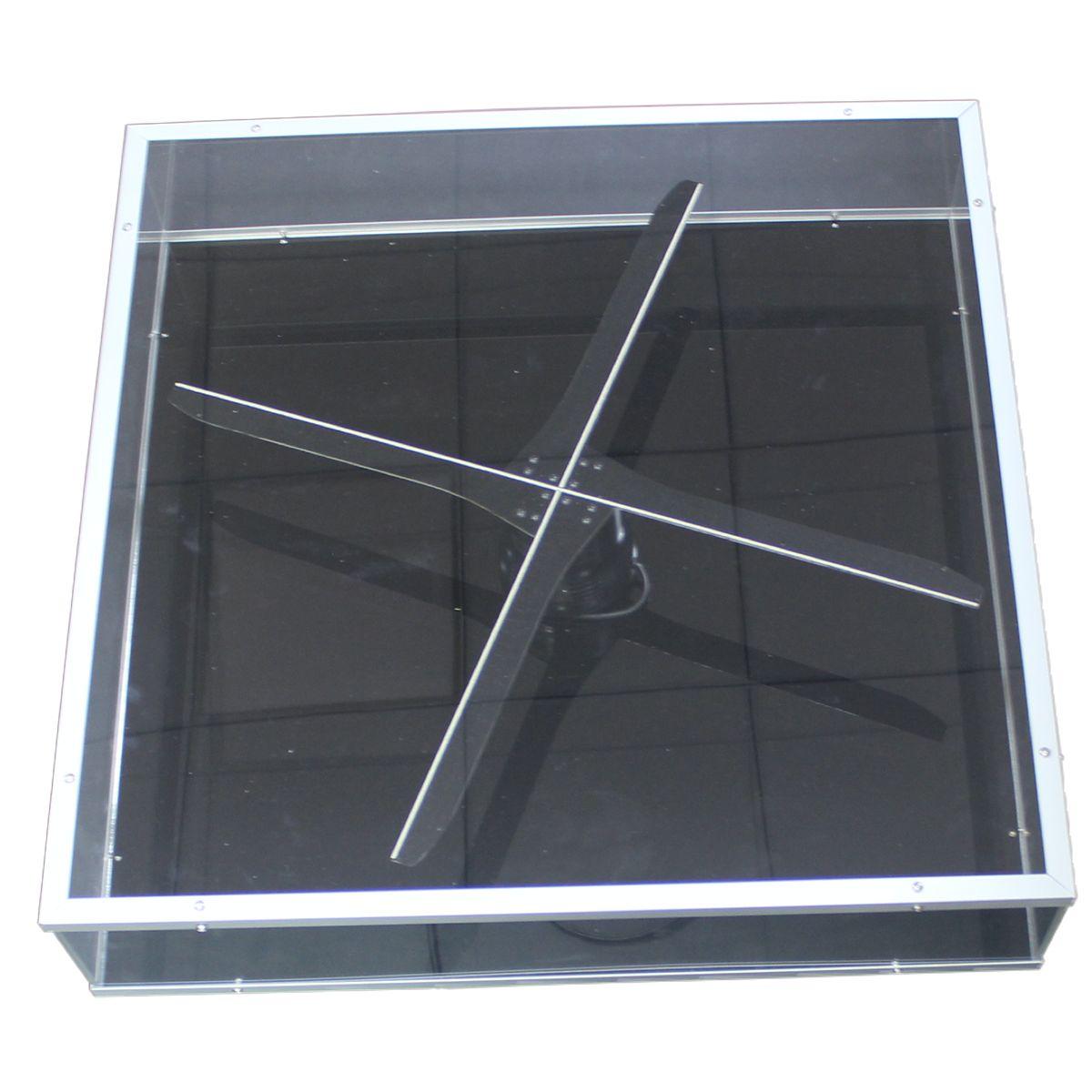 M4 Cover for 3D Hologram Fan   